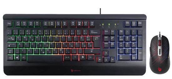 Robaxo Strike Gaming GMC130 2 v 1 komplet, SLO