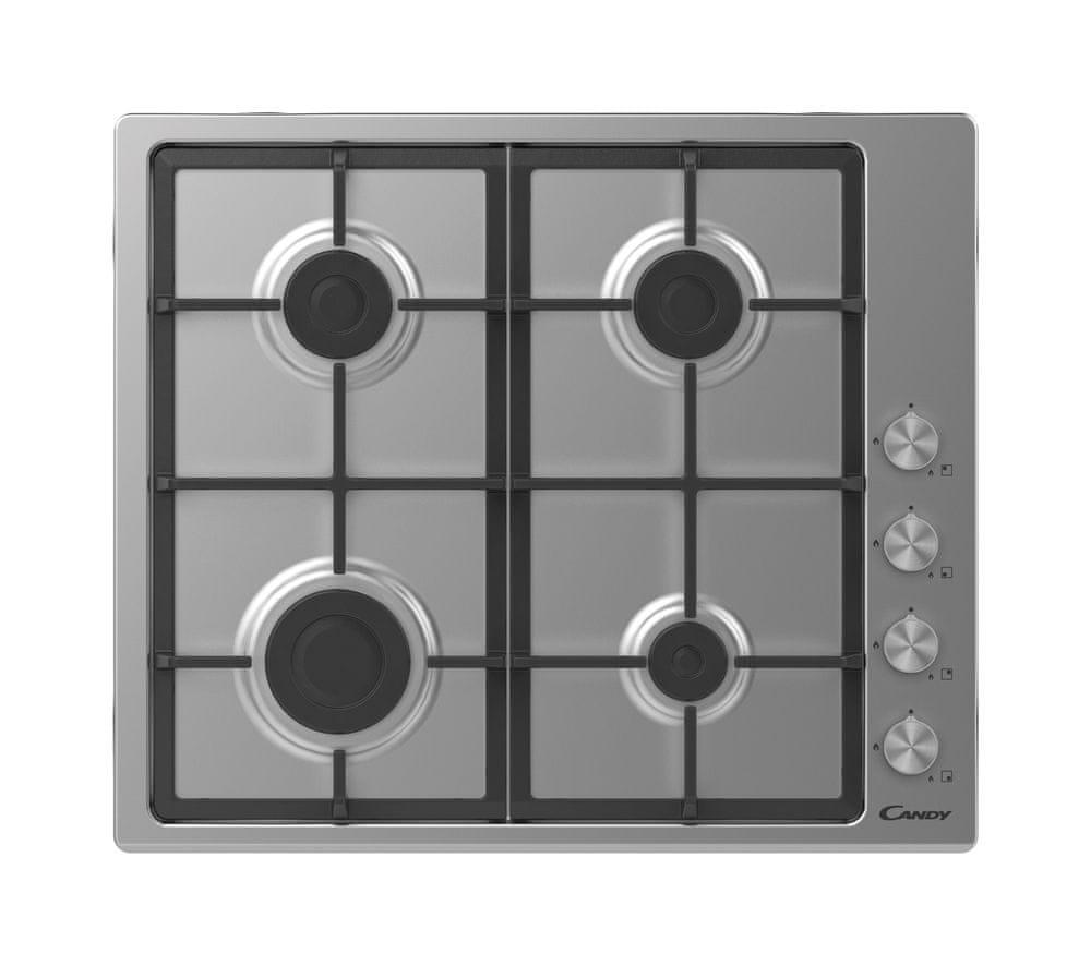 Candy plynová varná deska CHG6LPX - použité