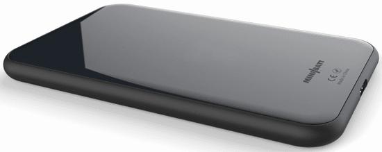 miniBatt MB-XSBAT XSlim Batter Qi brezžičen polnilnik in powerbank, 3 000 mAh