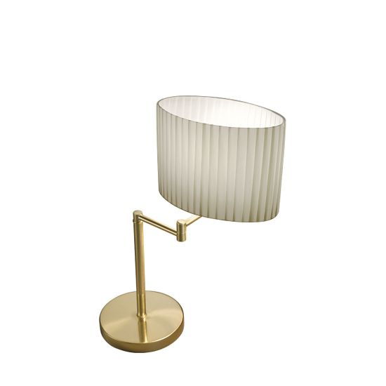 Kolarz HILTON SAND asztali lámpa, csiszolt sárgaréz, magasság 48 cm