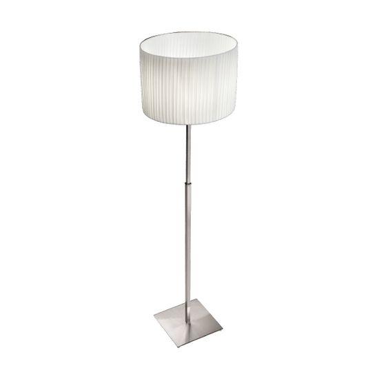 Kolarz TALNA svetilka SAND poliran nikelj, višina 160 cm