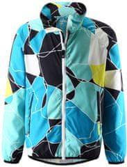 Reima kurtka dziecięca Medvind 134 niebieska