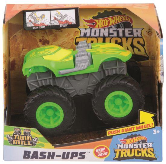 Hot Wheels Monster trucks Twin-Mil Velik trk