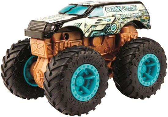 Hot Wheels Monster trucks Wielka kolizja Cyber Crush
