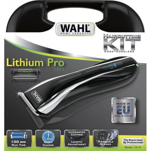 Wahl 1911-0467 Pro LCD
