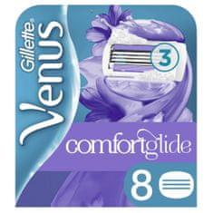 Gillette Venus ComfortGlide Breeze britvica, 8 kosov