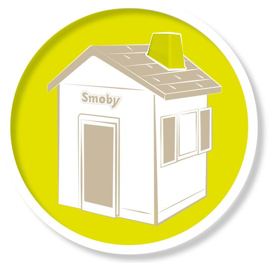 Smoby dimnik za hišo