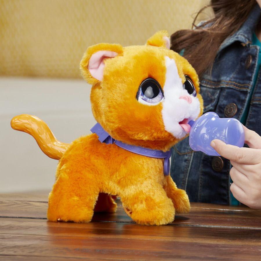 FurReal Friends Peealots velká kočka