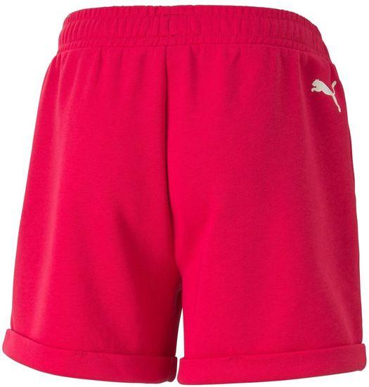 Puma Alpha Shorts G dekliške kratke hlače Bright Rose