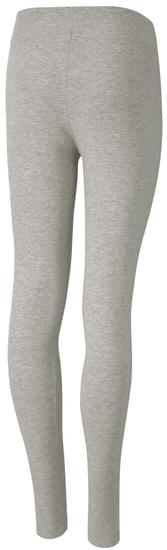 Puma Legginsy dziewczęce Alpha Leggings G Light Gray Heather