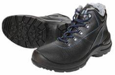 Panda Safety Zimní pracovná kotníková obuv Strong Professional Orsetto O2 CI SRC černá 39