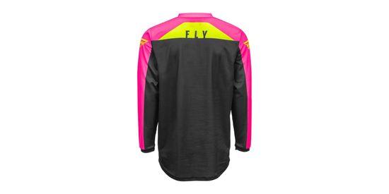 Fly Racing dres F-16 2020, (růžová)