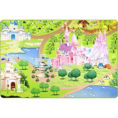 Jutex Detský koberec Fairytale 7583-24 1.60 x 1.20