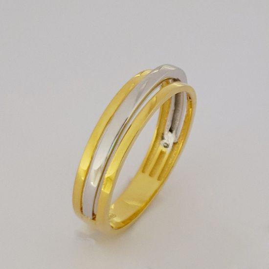 Amiatex Zlatý prsteň 62498, 59, 2.4 G