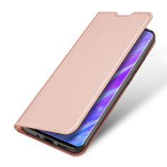 Dux Ducis Skin Pro knjižni usnjeni ovitek za Samsung Galaxy S20 Plus, roza