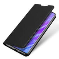 Dux Ducis Skin Pro knjižni usnjeni ovitek za Samsung Galaxy S20 Plus, modro