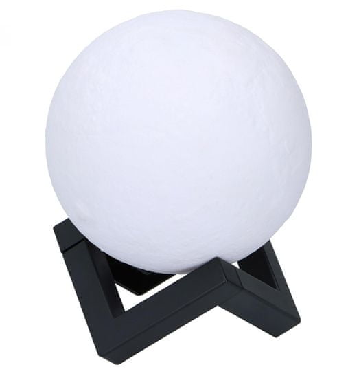 Grundig svetiljka, dizajn mjeseca, promjer 12 cm, RGB boje