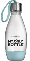 SodaStream Lahev 0,6 l My only bottle modrá