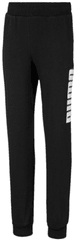 Puma fantovske hlače Rebel Bold Sweat Pants TR cl B Black, 104, črne