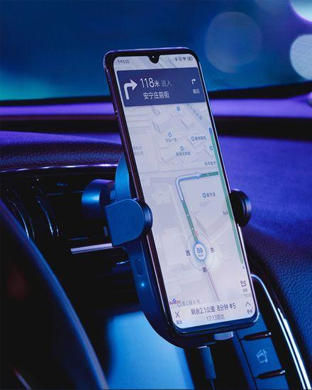 Xiaomi Mi 20W Wireless Car Charger (24792), černý