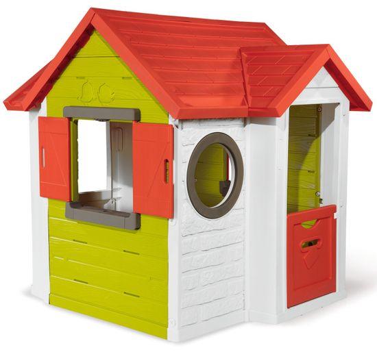 Smoby Hiška My Neo House dodatki