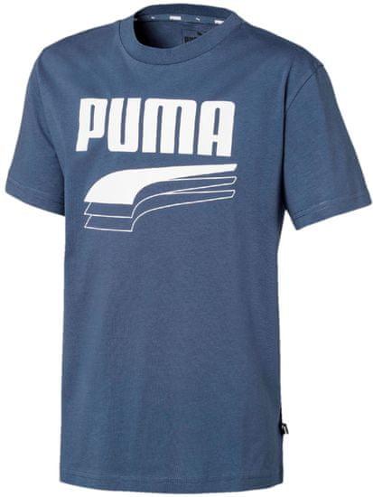 Puma fantovska majica Rebel Bold Tee B Dark Denim