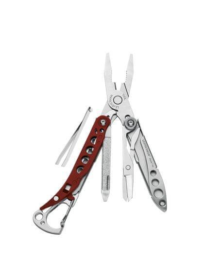 LEATHERMAN Style PS večnamensko orodje/klešče, rdeče