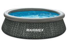 Marimex Tampa bazen, 3,05 × 0,76 m, Ratan, brez dodatkov (10340249)