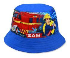 """SETINO Fiú kalap """"Tűzoltó Sam"""" - világos kék - 54 cm"""