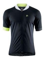 Craft Adopt moška kolesarska majica, M, črna