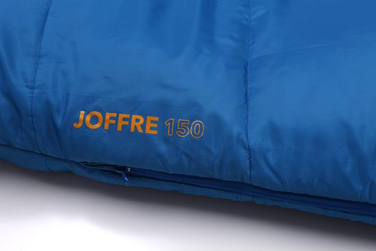 Hannah Joffre 150 Imperial spalna vreča Blue/Radiant Yellow 190L