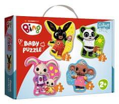 Trefl Puzzle baby Bing Bunny és barátai