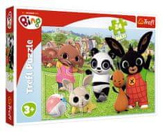 Trefl Puzzle Bing Szórakozás a parkban MAXI 24