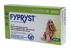 Fypryst spot-on M pes 10-20 kg, 1x1,34 ml