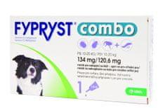 Fypryst combo spot-on M pes 10-20 kg, 1x34 ml