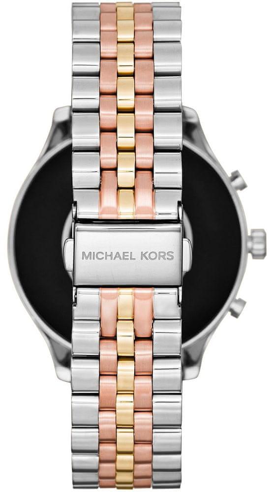 Michael Kors Gen5 Lexington 2 Tri Tone Stainless Steel (MKT5080)