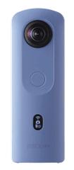 Ricoh Theta SC2 kamera, modra