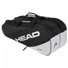 Head Elite 9R Supercombi torba za loparje, črna