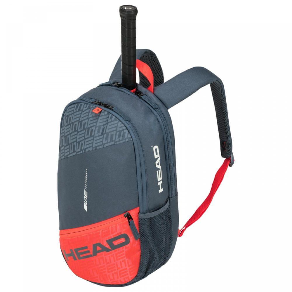 Head Elite Backpack šedá