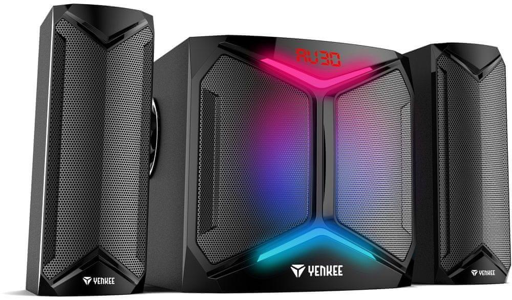 Yenkee YSP 2105 PC Reproduktory 2.1 (YSP 2105)
