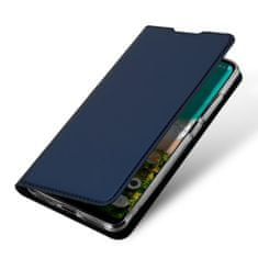 Dux Ducis Skin Pro usnjeni flip ovitek za Xiaomi Mi A3, modra