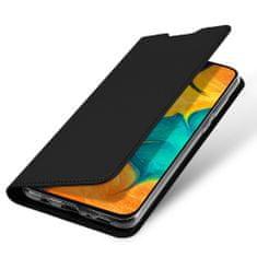 Dux Ducis Skin Pro knjižni usnjeni ovitek za Samsung Galaxy A20e, črna