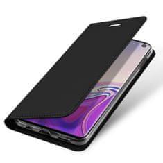 Dux Ducis Skin Pro Book usnje ovitki za Samsung Galaxy S10e, črna