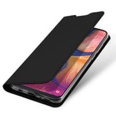 Dux Ducis Skin Pro knjižni ovitek za Samsung Galaxy A40, črna