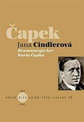 Jana Cindlerová: Dramaturgie her Karla Čapka