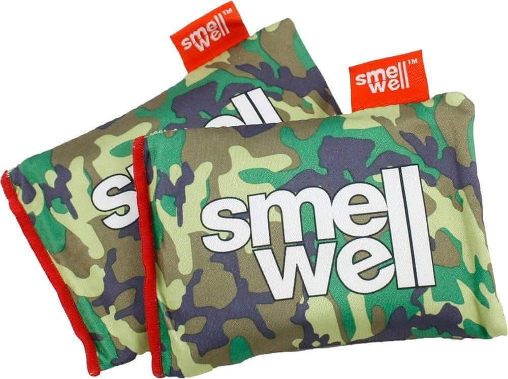 Deodorizér SmellWell Green Camo Khaki
