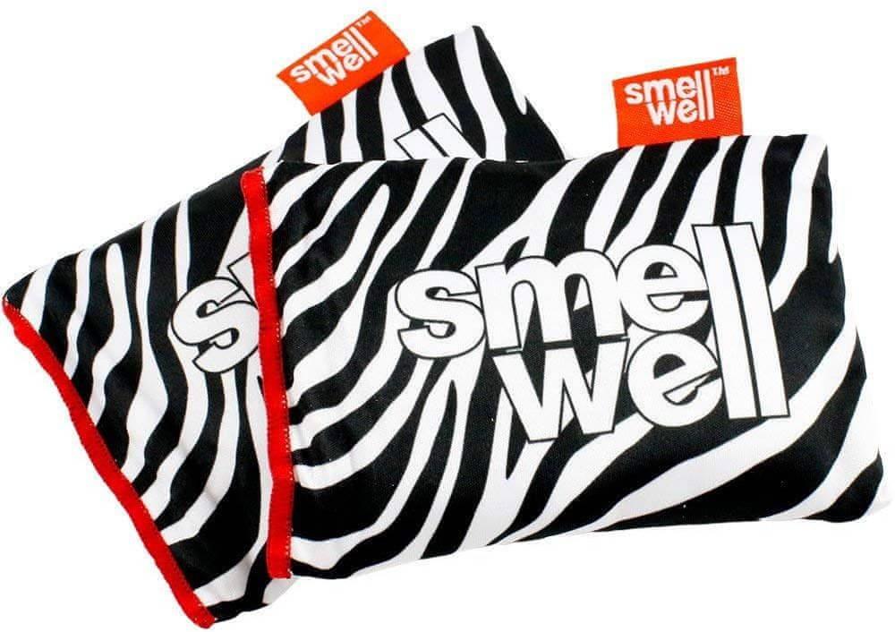 Deodorizér SmellWell White Zebra Černá / Bílá