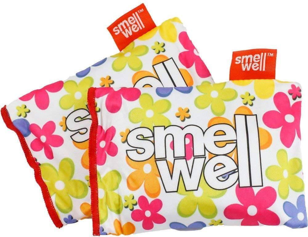 Deodorizér SmellWell Flower Power Více barev