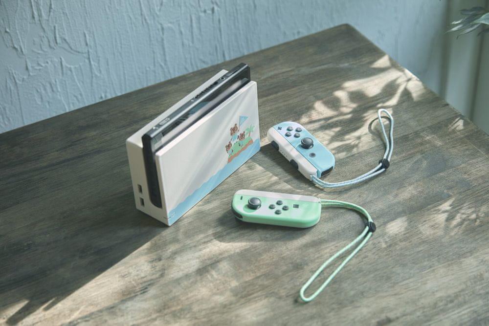 Nintendo Switch Animal Crossing Bundle (NSH012) - zánovní
