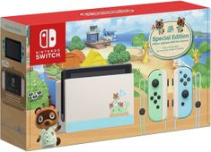 Nintendo Switch Animal Crossing Bundle (NSH012)